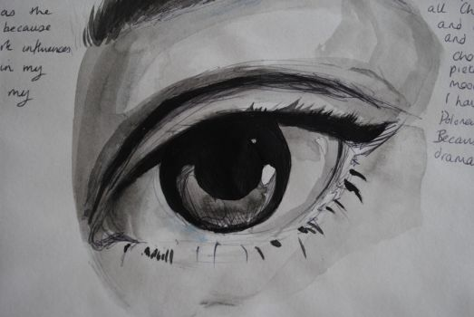 Eye #4 by bekahwithers