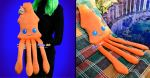 Overwatch - Happy Squid icon plush by PinkuArt