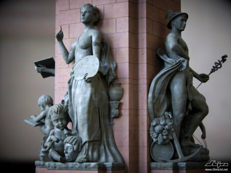 Sculptures 2 by Shiva3d