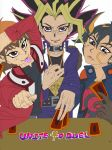 WIP Unite To Duel YGO 10th by The-Green-Fox
