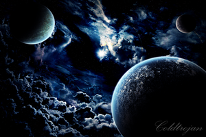 Dream Space by Thecoldtrojan