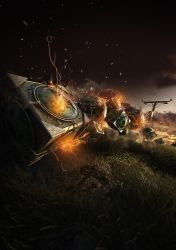 Riders on the Storm by Jesar