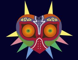 Majora's Mask by andepoul