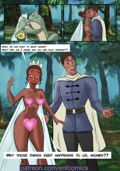 Tiana ENF single page by TheRafaLee