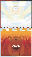.Heaven+Hell. by Stinoga