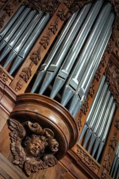 The golden age of pipe organs by rhipster