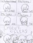 Crazy Killer 2.0 by TitanSayan