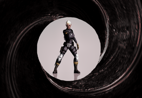[Request] Cage. Cassie Cage. by Simony17y