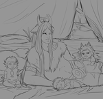 Scubababies by Qu-Ross