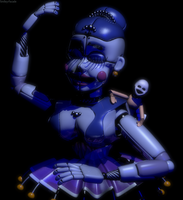 Quick Ballora Render by The-Smileyy
