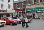Car Show at Leek Staffordshire by Armstrongy85