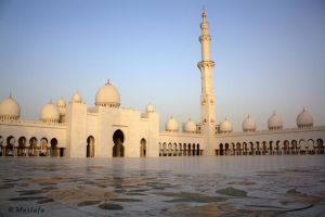 Sheikh Zayed Mosque II by mystic552