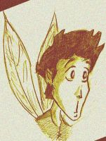 Fairy Boy....thats me by PulseMap