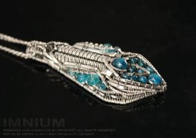 Spaceship pendant by IMNIUM