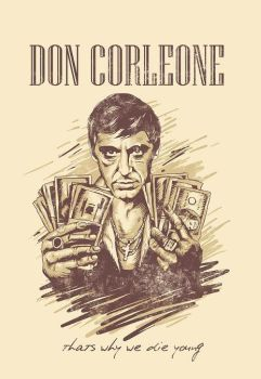 don corleone by eatho