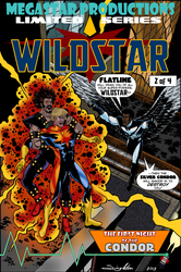 Wildstar Limited Series No 2 by Joe-Singleton