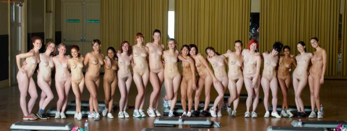 Abbywinters Group Nudes 12 by Immelman0410