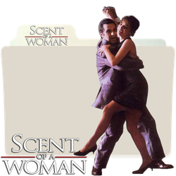 Scent of a Woman (1992) Movie Folder Icon by MrNMS