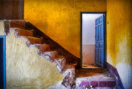 Always there is an open door by Mr-Vicent