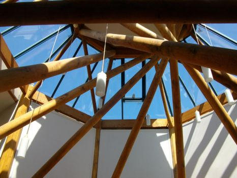Roof Structure by ayjaycee