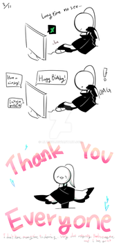 Thank You by lily5587