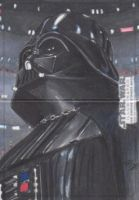 Star Wars Illustrated: TESB - Darth Vader ARC 1 by DenaeFrazierStudios