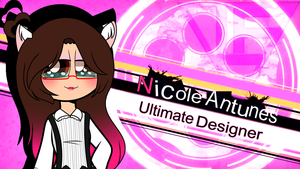 ~ Ultimate Designer Introduction screen by Nini-the-inkling