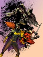 Batman Collab by ParisAlleyne