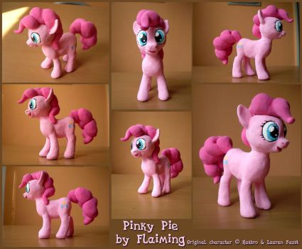 Pinky Pie by Flaiming