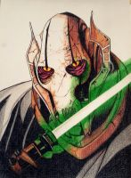 General Grievous Star Wars by Masse1