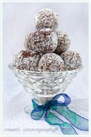 Rum ball triangle by shatinn