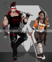[Adopts] Cyber Punks || USD/AUC | Closed by skele-tea