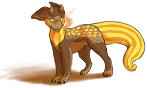 Honey .:AT:. by wolftales1