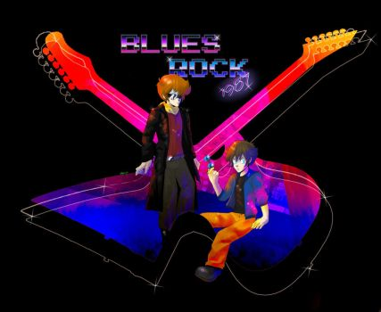 Blues Rock from '87! by Michele-V