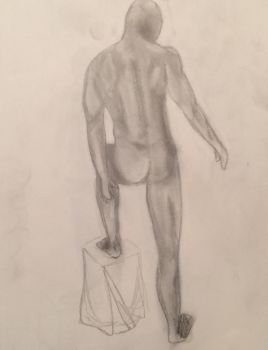 Nude Male 1 by epjames
