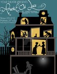 Arsenic and Old Lace Poster by JAYDAYNE