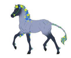 N3182 Padro Foal Design by casinuba