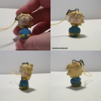 Clemont Charm by ChibiSilverWings