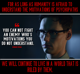 Motivations Of The Enemy by paradigm-shifting