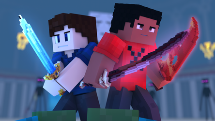 The Battle of a Lifetime XD Featuring MCMineTube by XerxesGWX