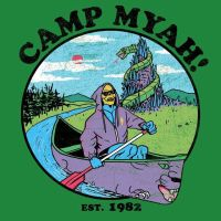 Camp Myah! by HillaryWhiteRabbit