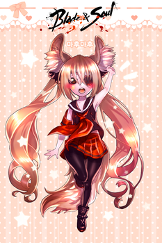 Blade and Soul by pandaJAK