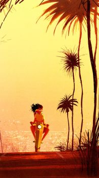 Honolulu Part two by PascalCampion