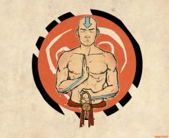 The last airbender by FerrumPenna