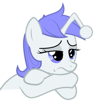 Discentia is bored. by SpokestheBrony