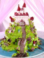 enchanted castle by ZaLita
