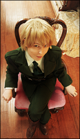 APH - Busby's Chair by Asumaruu