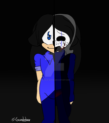 .:Goretober:. (day 28) before and after by Natalie-Sophie