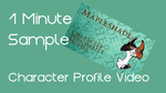 Mapleshade - 1 Minute Sample by characterconsultancy