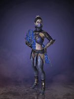 Kitana (Revenant) by romero1718